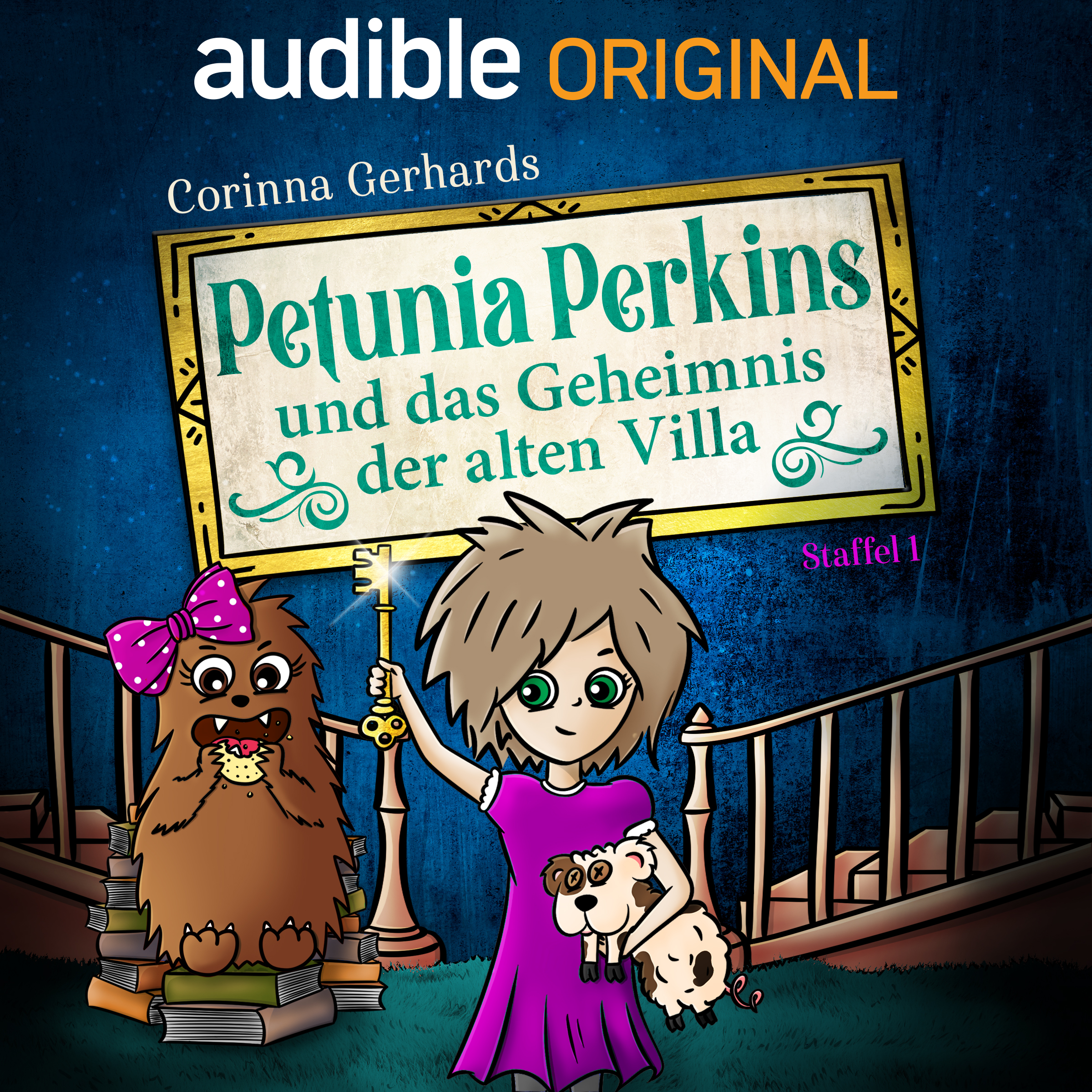 Petunia Perkins – Season 1